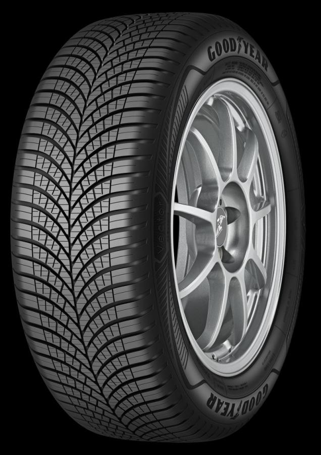 Goodyear 235/65 R17 VEC 4SEASONS G3 SUV 108W XL