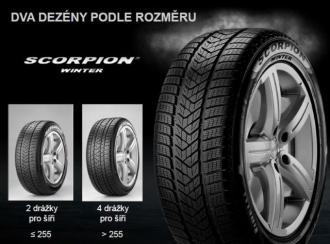 Pirelli 275/45 R21 SC WINTER 110V XL.